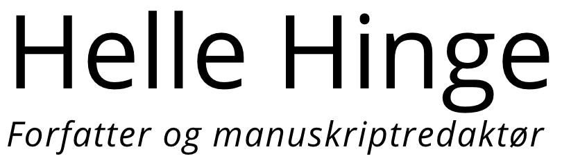 Helle Hinge
