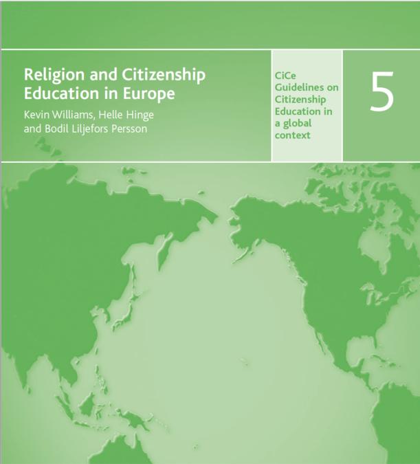 Undervisning i religion og medborgerskab i Europa