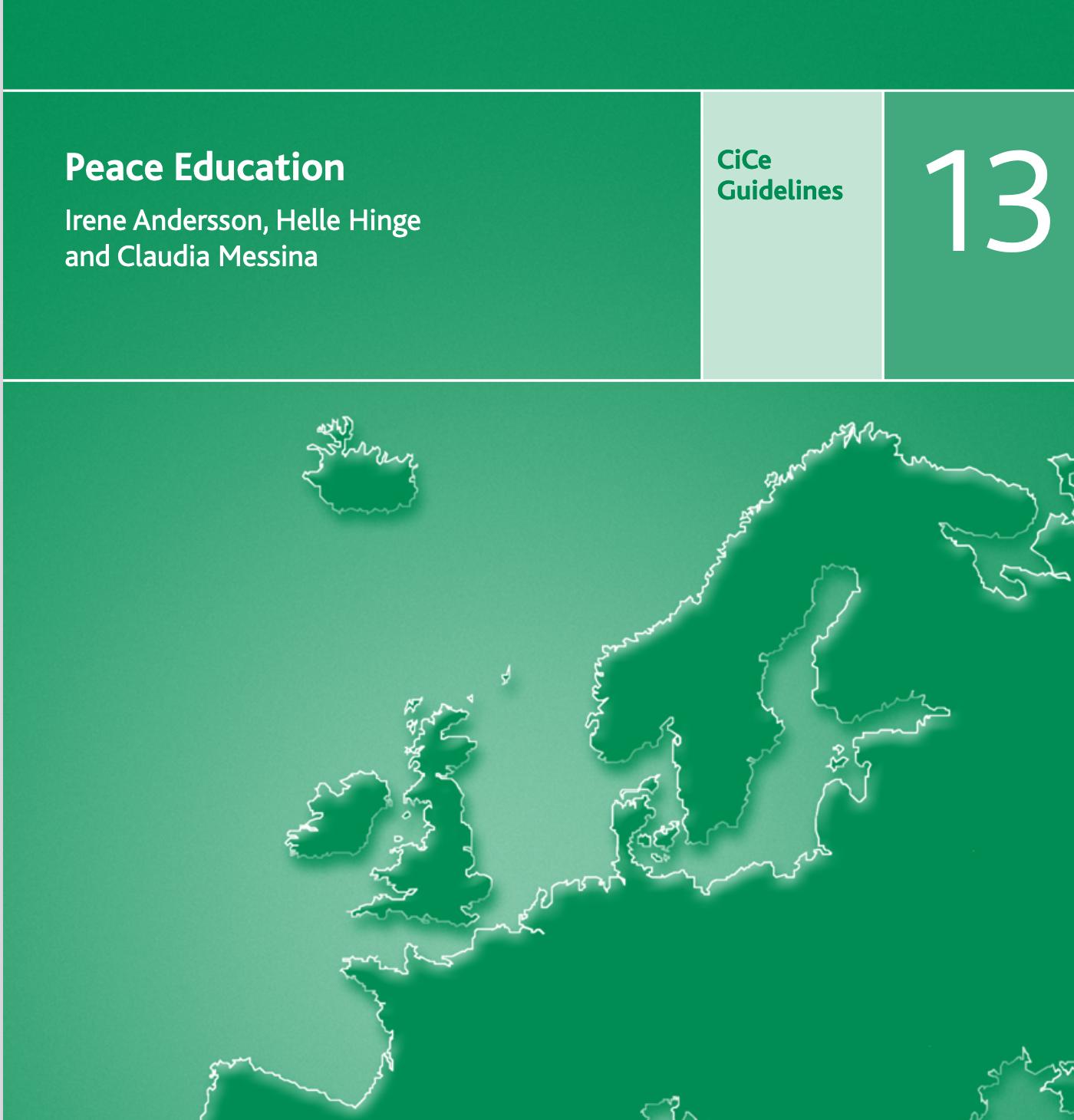 Fredsundervisning